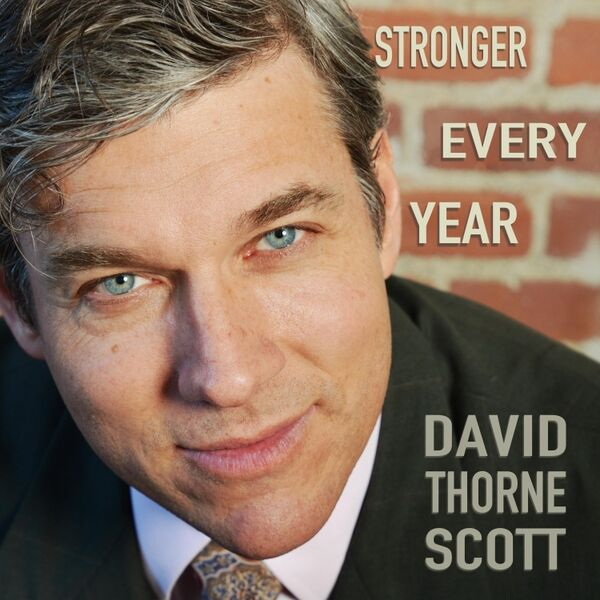 Cover art for Stronger Every Year